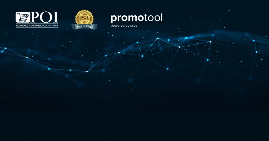 PromoTool визнаний POI Best-in-Class в 2 категоріях!